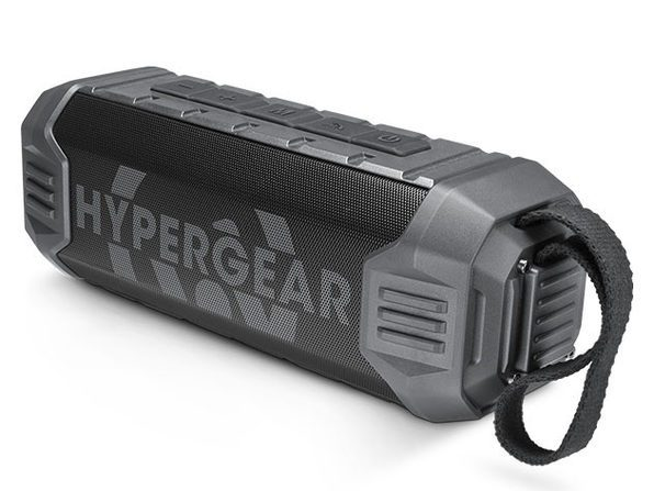 HyperGear Quake Wireless Speaker with Power Bank