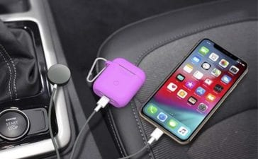 3-in-1 Apple Watch Lightning Cable
